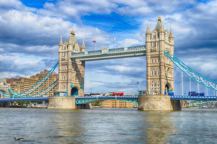 London, most