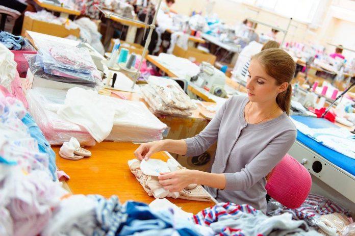 fabrika tekstila i infustrijska proizvodnja