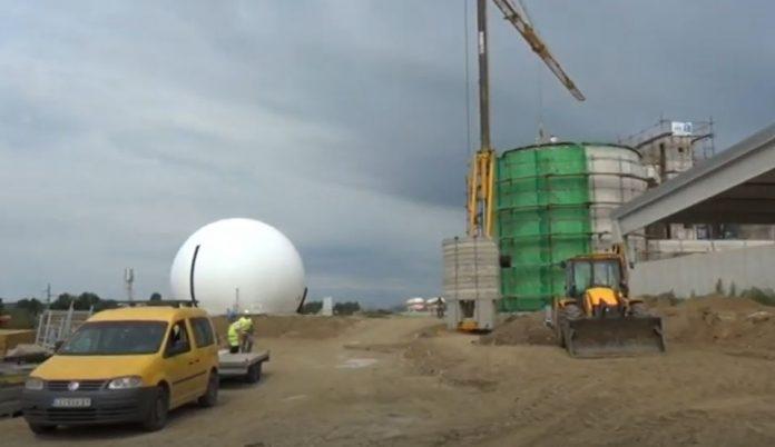 postrojenja će se napajati energijom iz biogasa