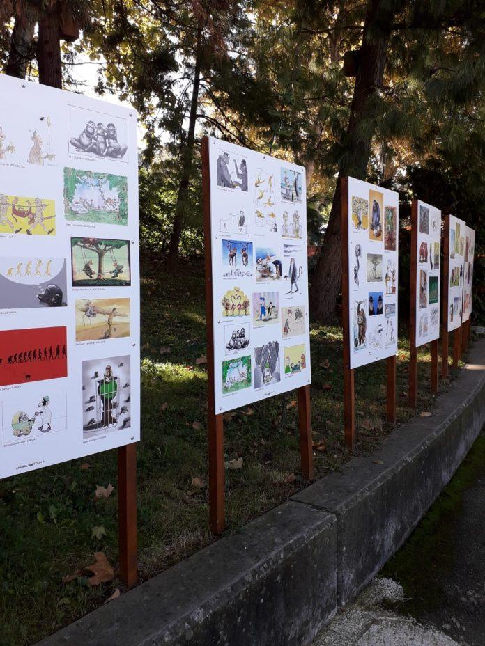 Izložba karikatura